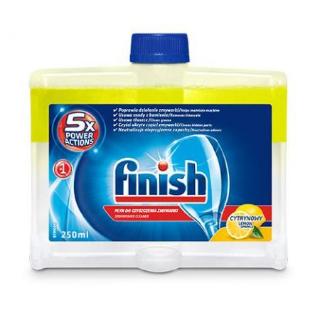 FINISH Środek do czyszczenia zmywarek FINISH 250 ml
