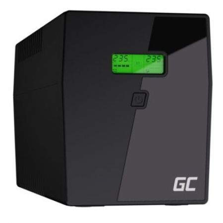 Green Cell Zasilacz awaryjny UPS 2000VA 1200W Power Proof
