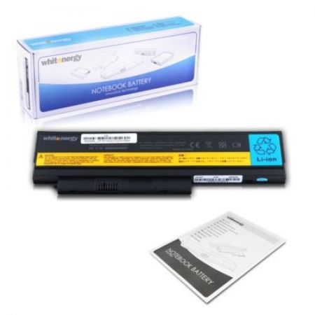 Whitenergy Bateria do laptopa Lenovo ThinkPad X230i 10.8-11.1V 4400mAh czarna