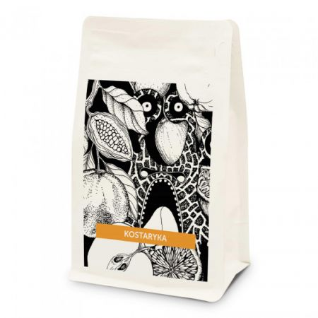 "Kawa ziarnista Coffee Proficiency ""Kostaryka Carrillos Altos de Poas"", 1 kg"