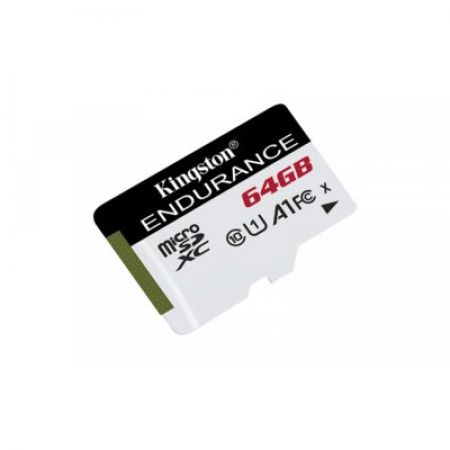 Kingston Karta microSD 64GB Endurance 95/30MB/s C10 A1 UHS-I