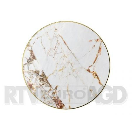 iDeal Of Sweden Qi Charger (carrara gold)