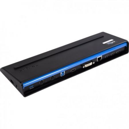Targus USB 3.0 SuperSpeed Dual Video Dosking Station with Power