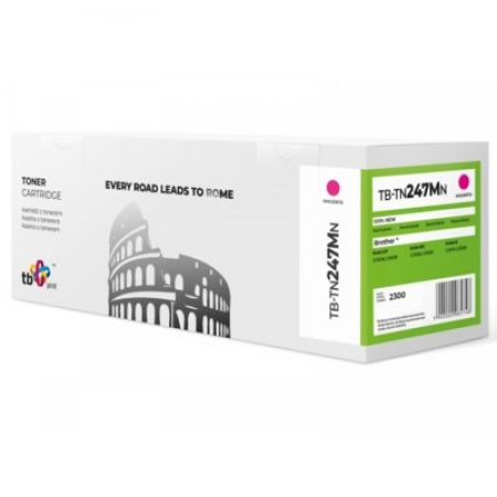 TB Print Toner do Brother TN247M TB-TN247MN MA 100% nowy