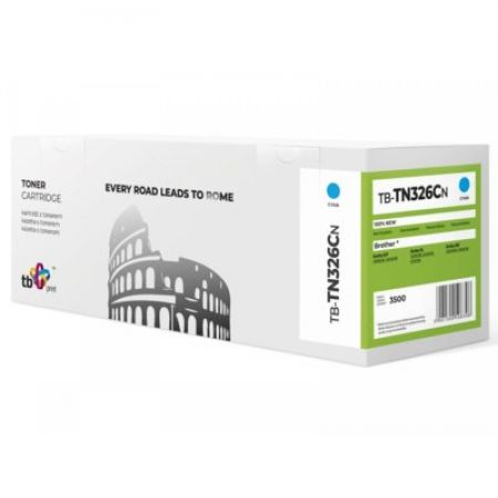 TB Print Toner do Brother TN326C CY 100% nowy TB-TN326CN
