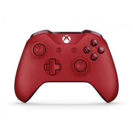 MICROSOFT Kontroler Xbox One S RED