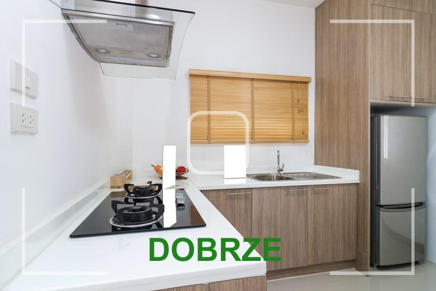 Robienie zdjęcia mieszkania na sprzedaż lub wynajem - prawidłowe oświetlenie pomieszczenia